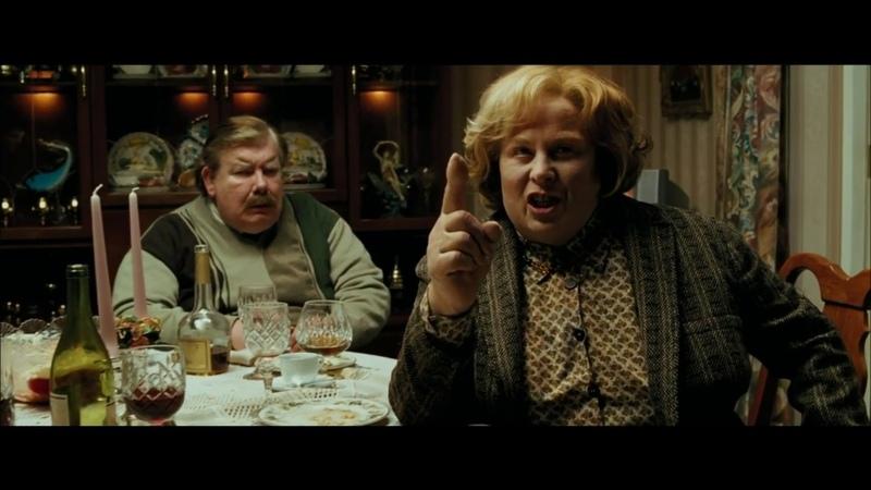Гарри Поттер и узник Азкабана Ярость Поттера обрушивается на тётку Мардж