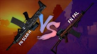 FN Fal или Scar-h? Какой ствол выбрать для ПВП на STALCRAFT