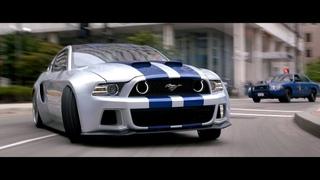 Погоня от полиции . Воссоединение команды \ Need for Speed: Жажда скорости
