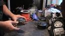 Как правильно заменить леску в косильной головке катушке мотокосы Husqvarna 128R