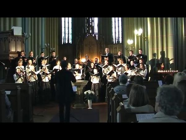 Chamber Choir Pa Saulei Egils Straume Anna Rancane Mana lūgšanu grāmata tīrums