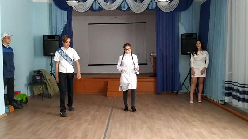 ГБПОУ РО ПУ 36 АГИТБРИГАДА mp4