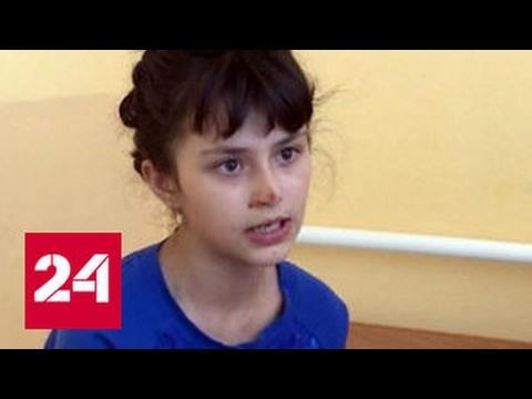 Юлию Чернову спасшую из огня братьев и сестер представят к награде