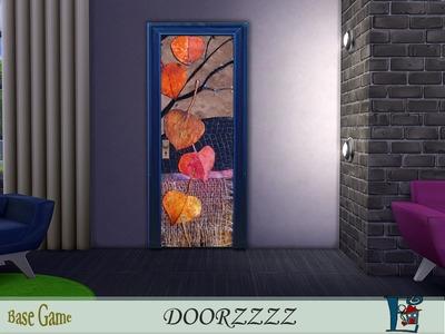 Двери и арки для The Sims 4 со ссылками на скачивание