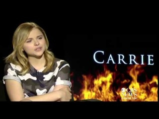 Stars of Carrie remake discuss classic horror flick