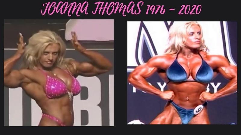 Joanna Thomas 1976 2020