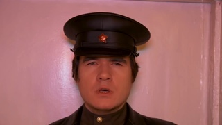 [BadComedian] - Russian Darkwing Duck KGB man / Черный плащ КГБ мэн