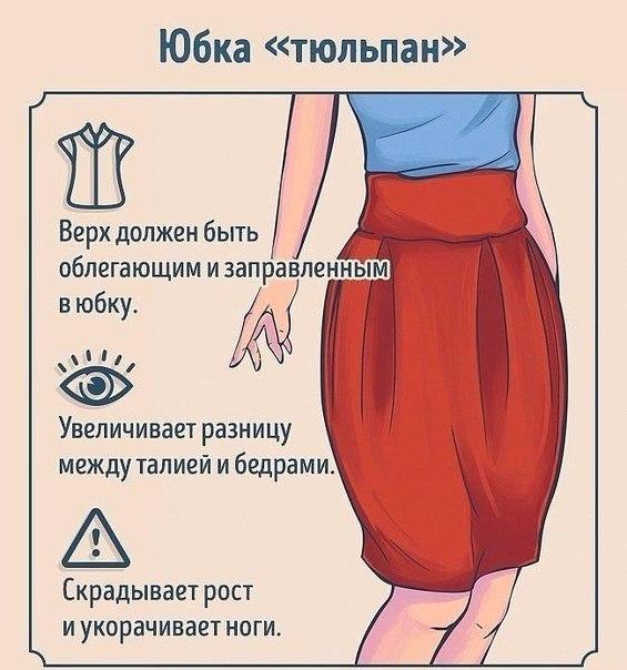 Как носить и с чем сочетать разные виды...