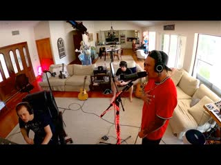 VI  Papa Roach recording live from the bubble - #PapaRoach on #Twitch | #Papa_Roach