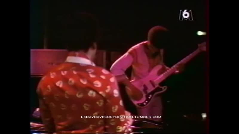 Weather Report feat Alphonso Johnson Copenhagen Denmark 1975 11 19