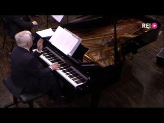 2020 10 25 Iveta Apkalna un Raimonds Pauls ērģeļmūzikas festivālā ORGANismi