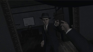 Autistically Playing L.A. Noire VR : Part 2