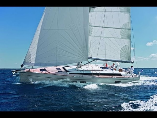 OCEANIS 55 1 Guided Tour Video in English Beneteau