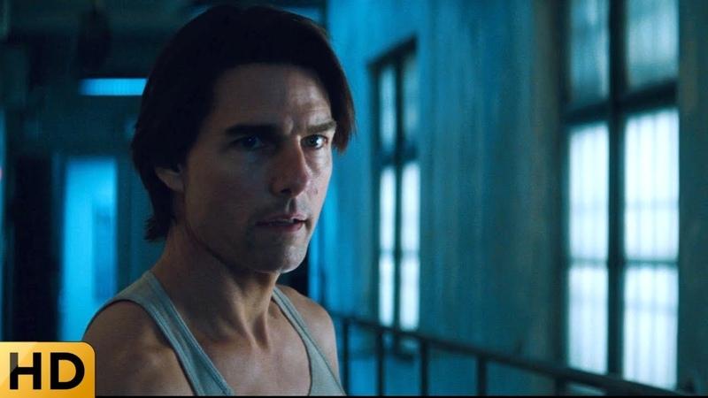 Итан Хант бежит из тюрьмы Миссия невыполнима Протокол Фантом