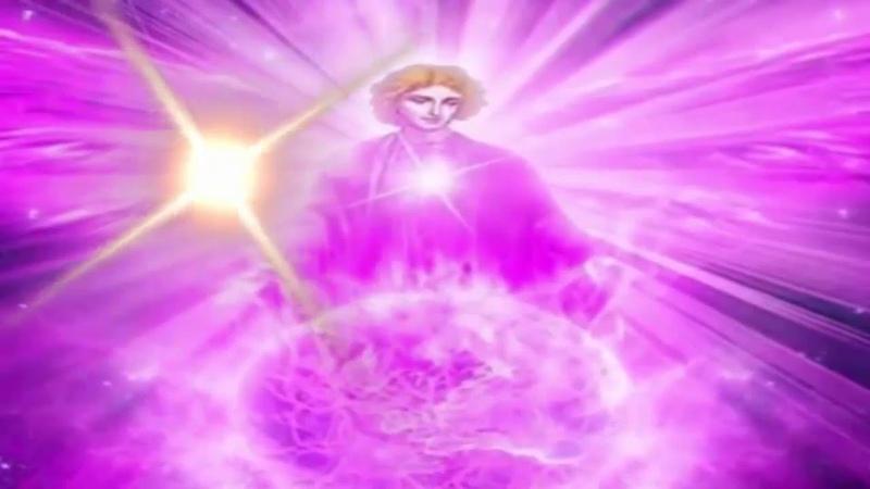 Ангелотерапия Код 5 Архангел Задкиил Archangel Zadkiel Исправление кармы Улучшение памяти