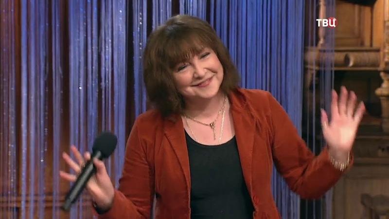 Екатерина Семёнова в программе Приют комедиантов Тема Актёрские байки эфир от 20 11 2020