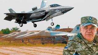 """Американский """"чудо-литак"""" F-35 для ВВС Украины: сладкие грёзы нищих милитаристов..."""