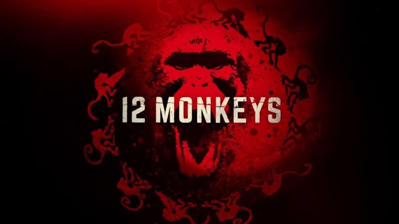 12 обезьян 12 Monkeys 1 й сезон 01 07 серии