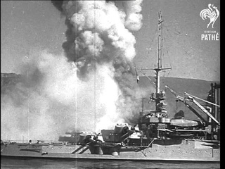 Battle Of Oran (1940)