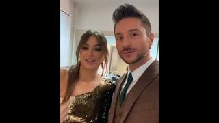 Ани Лорак и Сергей Лазарев (Instagram)🤩