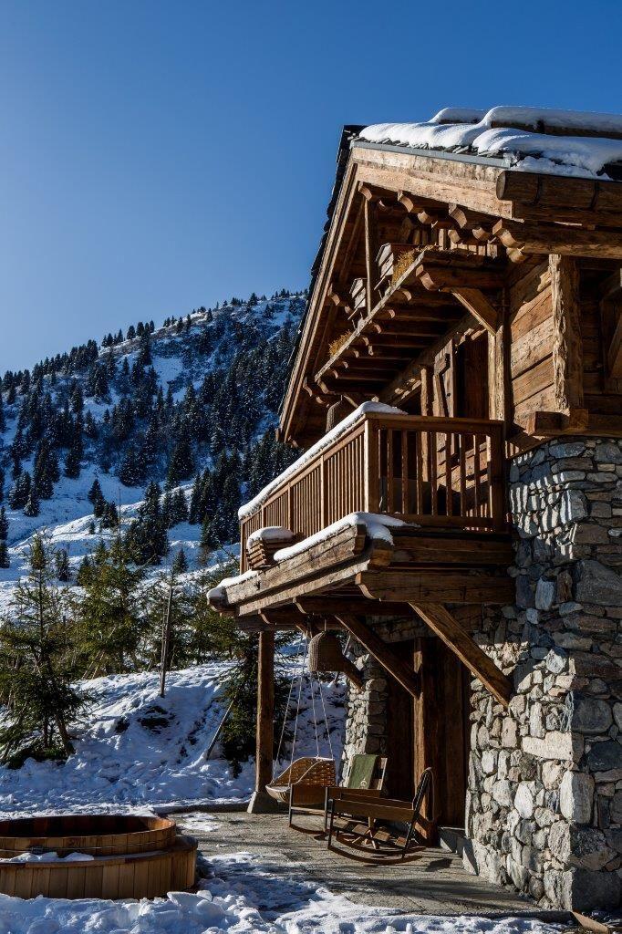 Лодж Le Refuge de la Traye во французских Альпах