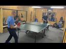 🏓Вспомнили с друзьями что такое Настольный теннис 🏓