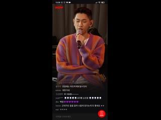 Crush на радио Naver Now, гости: #LeeHi (1 часть)