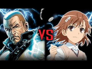 Cole Macgrath vs Mikoto Misaka (inFAMOUS vs A Certain Magical Index) | Sprite Animation
