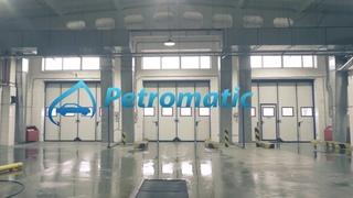 Petromatic - современные мойки для автобусов от Washtec