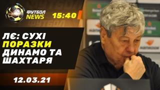 ФІАСКО Динамо та Шахтаря в ЛЄ, Олімпік залишається без стадіону / Футбол NEWS від