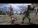 Анонсовый трейлер персонажа Вольдо для игры Soulcalibur VI