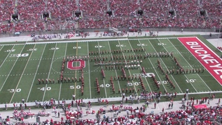 Halftime: Elvis! - Ohio State Spring Game (Apr. 15, 2017)
