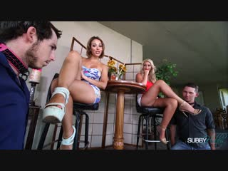 Subbyhubby - cherry morgan kylie rogue dominant lunch date femdom subby hubby