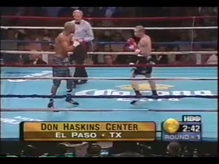 Diego Corrales vs Angel Manfredy - HBO Boxing After Dark September 2nd, 2000