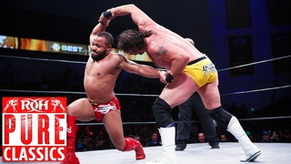 The Last Pure Rules Match in ROH: Jon Gresham vs Silas Young!