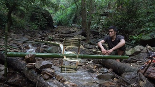 How to grill meat perfectly, survival in the tropical rainforest, ep 59