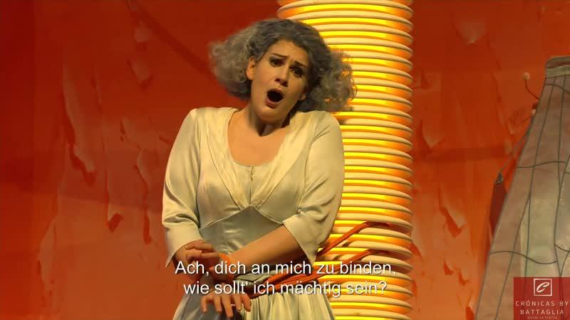 LOHENGRIN: Beczala- Harteros- Meier ;Thielemann Bayreuther Festspiele (2018)