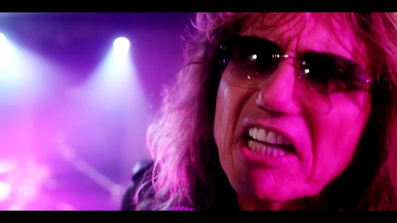 Whitesnake's Lady Double Dealer from The Purple Album Video Gift