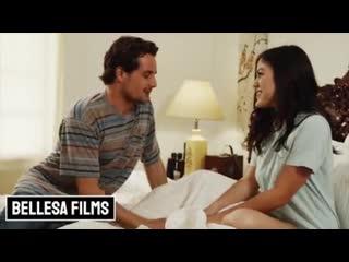 Bellesa Films - Bubble butt Asian Kendra Spade cheats on bf