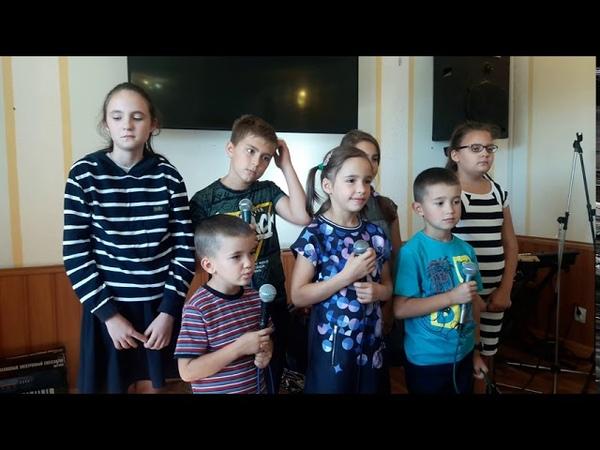Церковь ЕХБ города Боброва Славу воспойте Господу Богу