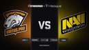 Vs Natus Vincere map 1 nuke StarSeries i League Season 5 Finals