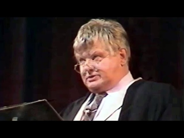 Benny Hill Headmaster and Poetry Rare Live Performance 1984