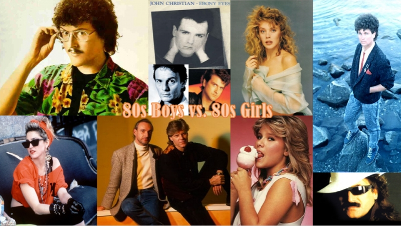 RADIOGRAND 2 80s Boys vs 80s Girls 14 04 18