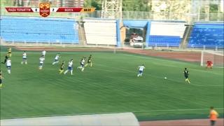 Репортёр73. ФНЛ-2. 2 тур. «Лада-Тольятти» - «Волга» 0:4 (0:1)