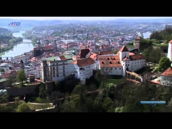 Бавария ГЕРМАНИЯ Самые красивые уголки планеты