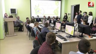 Конкурс молодых программистов прошёл в Гомеле