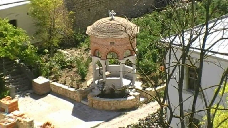 Православные памятники Бахчисарая