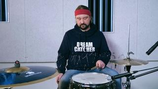 Барабанщик Денис Попов / Уроки игры на барабанах