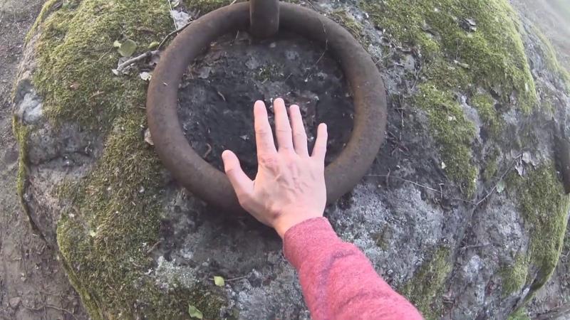 История под мхами Маяк Древняя каменоломня Заключительная серия