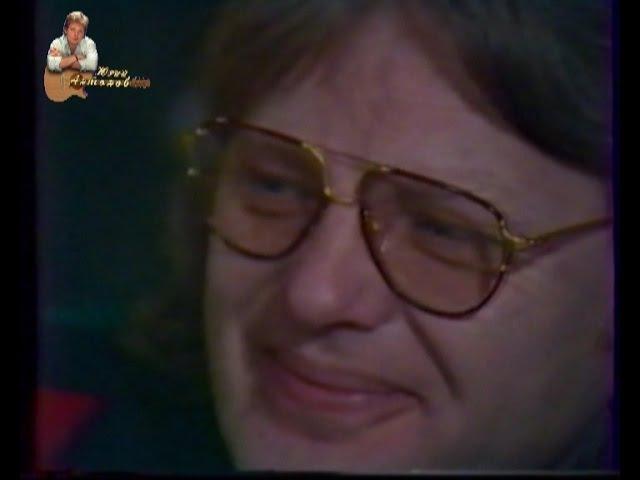 Юрий Антонов в программе Только одна встреча. 1990